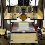 Thing-o-matic printing