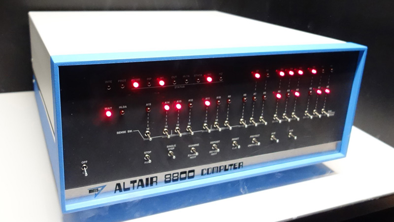Altair 8800, 1970