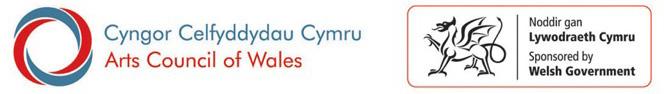 Creative Wales logos